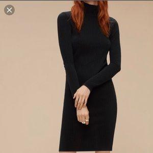 New Aritzia Wilfred Free Mariel Sweaterdress